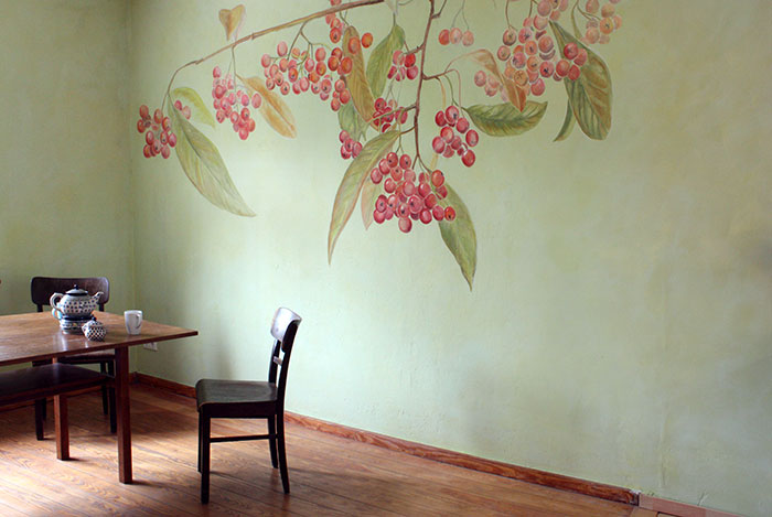 Wandmalerei/Wallpainting