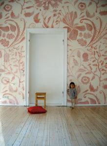 wandmalerei, atelier wandlungen, ornament, Farblasur, berlin, gewerbe, deko, interieur