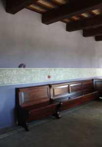 wandmalerei, lehmputz, decoration, ornamentmalerei, atelier wandlungen