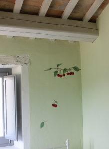 wandmalerei, lehmputz, decoration, malerei, atelier wandlungen