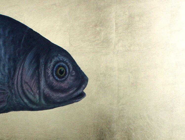 goldfisch detail art