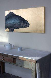 goldfisch art